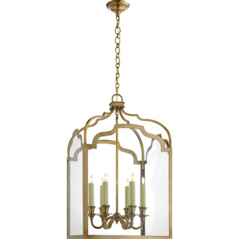 visual comfort lantern visual comfort chc3436 westminster 6 light medium lantern