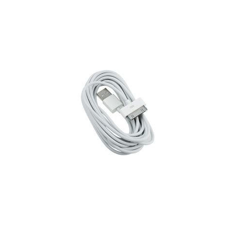 10 foot apple cable 10 foot apple 30pin usb cable