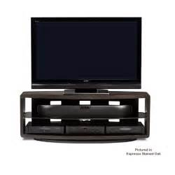 tv stands for 65 inch tv bdi valera tv stand for 48 65 inch screens espresso