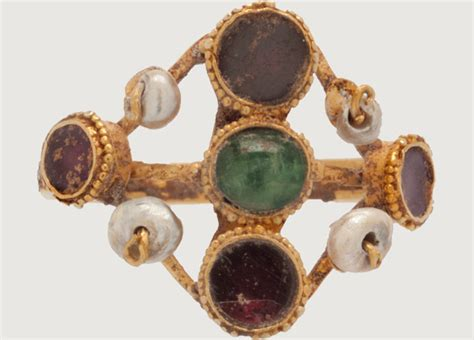 early rings merovingian rings viking rings