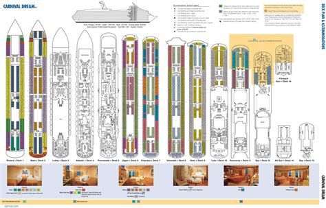 carnival dream floor plan pin carnival dream deck plan image search results on pinterest