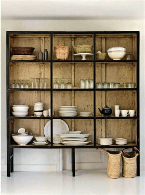 kitchen cupboard interior storage kitchen shelves wood backing furniture pinterest
