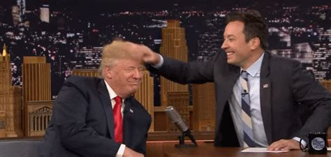 jimmy kimmel hair loss people are absolutely slating jimmy fallon for his soft