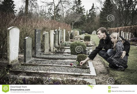at grave and at grave royalty free stock images image 38424219