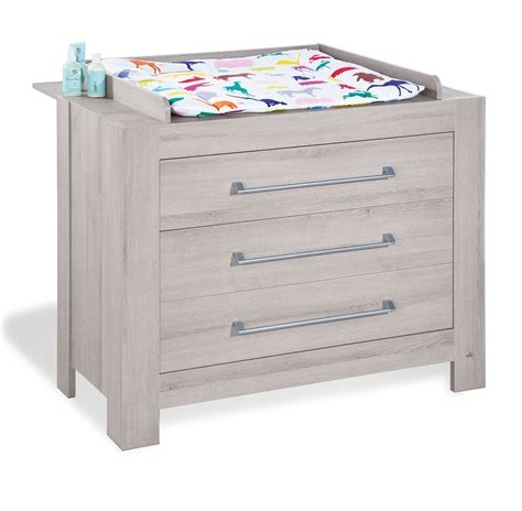 Commode à Langer by Commode 224 Langer Large Somnio Gris Cendre