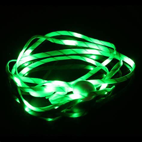 light up shoe strings sale shoe laces flash light up led glow