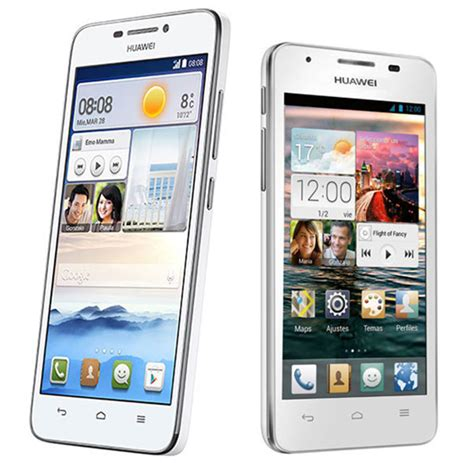 themes huawei ascend g630 comparativa huawei ascend g630 vs huawei ascend g510