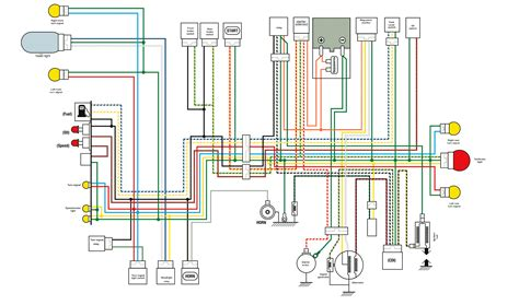 honda c100 wiring diagram wiring diagram schemes