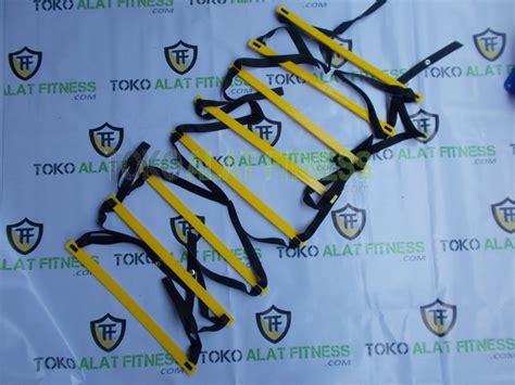 Alat Latihan Agility Ladder Speed Ladder Versi Ii agility ladder 4m 8 anak tangga toko alat fitness