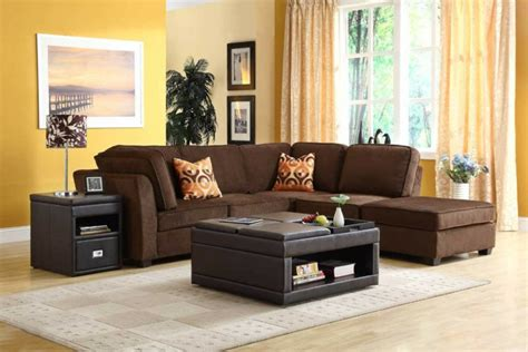 Yellow Living Room Brown Furniture 111 Living Room Painting Ideas The Best Shades For A