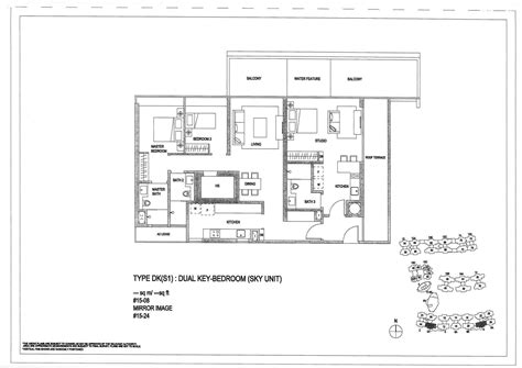 minton floor plan 3 bedroom dk the minton