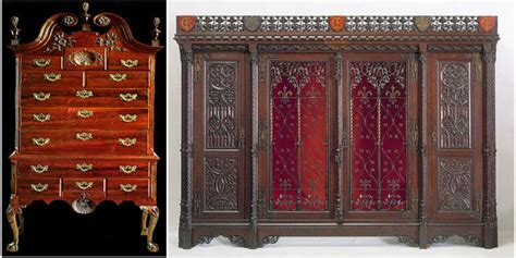 wardrobe different designs through history walls with