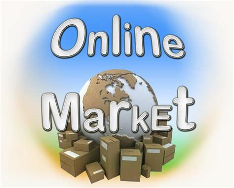 marche on line global electronic trader market