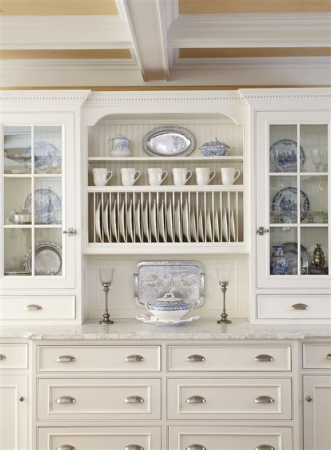 dining room wall cabinets gorgeous blue willow dishes in kitchen traditional with