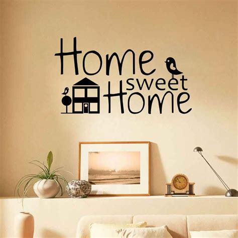Livaza Wall Decor Home Sweet Home 1 gorgeous 60 home sweet home decor decorating inspiration