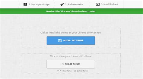 make your own themes for google chrome how to easily create your own google chrome theme