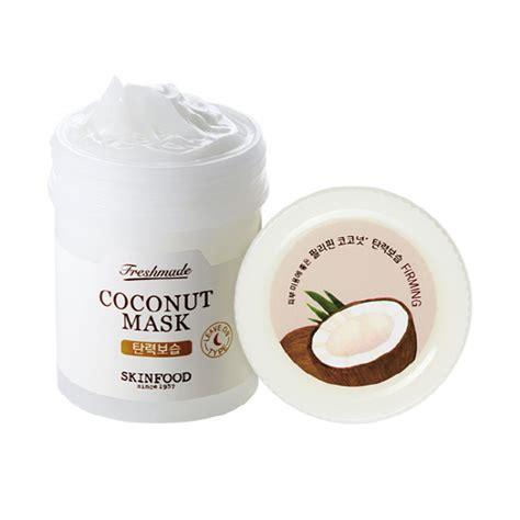 Skinfood Eyelid skinfood freshmade coconut mask