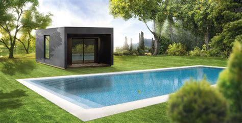 maison de jardin design extension de maison et agrandissement en lodge en bois