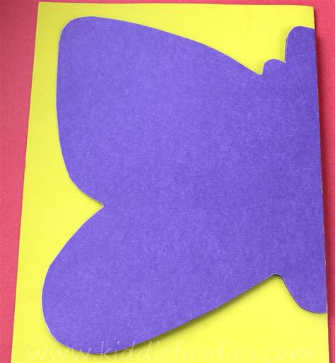 How To Make Paper Butterfly Wings - how to make paper butterfly wings diy costume