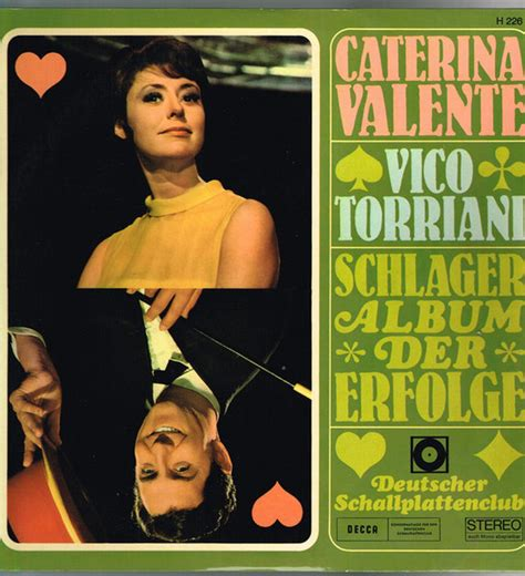caterina valente fanclub caterina valente schlagerparade records lps vinyl and