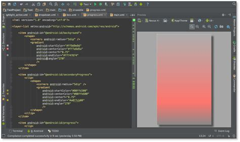 android studio  released android studio project site