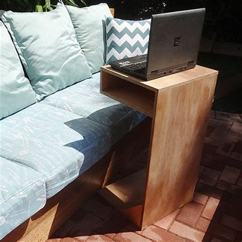 Coffee Table With Built In Tv Tray Home Dzine Home Diy 3 In 1 Table That Is A Tv Tray A Laptop Stand Or A Coffee Table