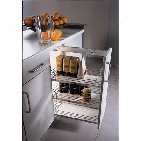 wire baskets for kitchen cabinets chrome and gray basket sliding system for base cabinets