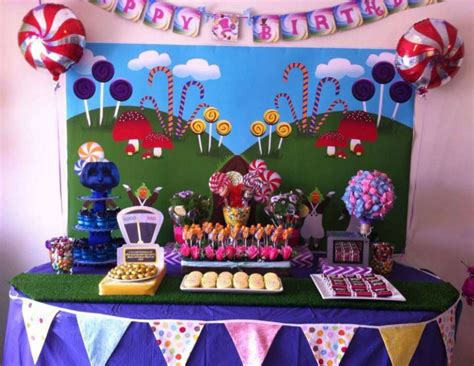 willy wonka themed decorations willy wonka decorations diy home theme ideas