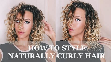 Whats Ashlees Best Look Wavy Or by How To Style Your Naturally Curly Hair Deva Curl Tutorial