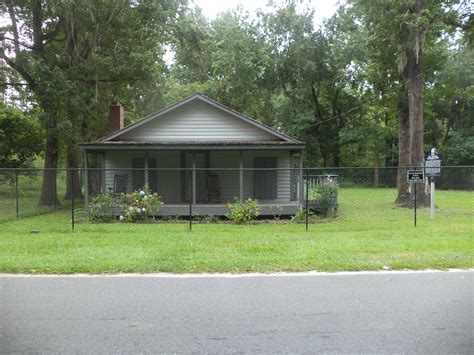 home of file ray charles childhood home greenville jpg