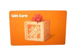 100 home depot gift card no expiration in store
