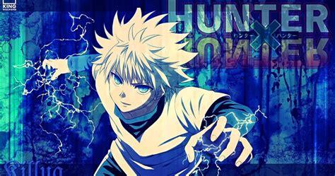 wallpaper karakter biru 7 karakter anime pria berambut putih paling populer