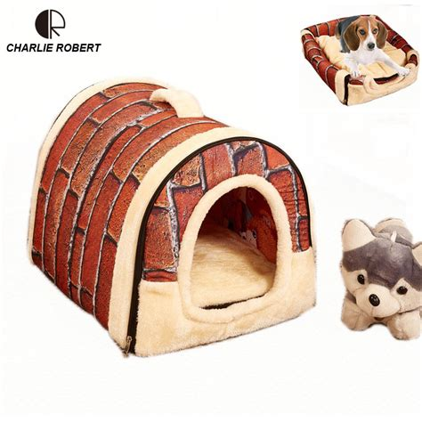 dog house slippers fashion warm dog bed small large dogs houses kennel warm house slippers dog pet bed