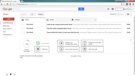membuat email blogspot cara membuat email panduan membuat email lingkarandunia