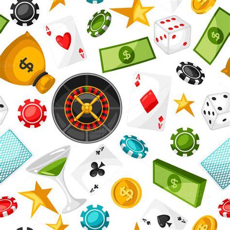 Casino Flyer Blank Template