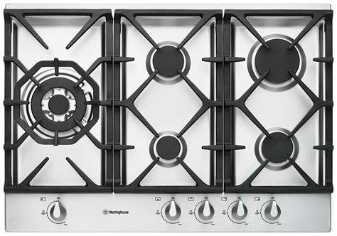 Westinghouse Cooktop Gas westinghouse gas cooktop whg756sa ebay