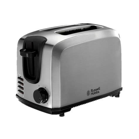Small Toaster Hobbs Compact Toaster 2 Slice Stainless Steel