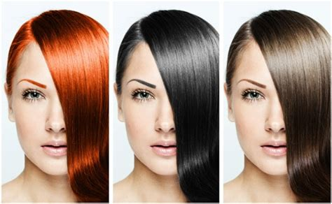 choose your hair color how to gel your skin tone and hairstyle skin care