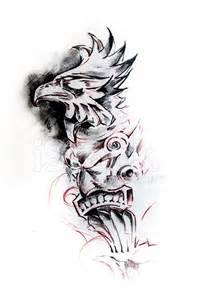 totem croquis de tatouage photos freeimages