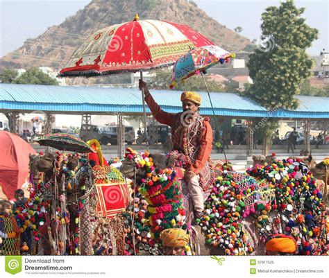 india competition competition to decorate camels at pushkar camel fair