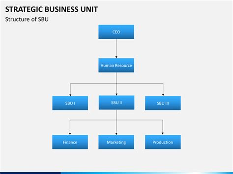 Strategic Business Unit Ppt For Mba strategic business unit powerpoint template sketchbubble