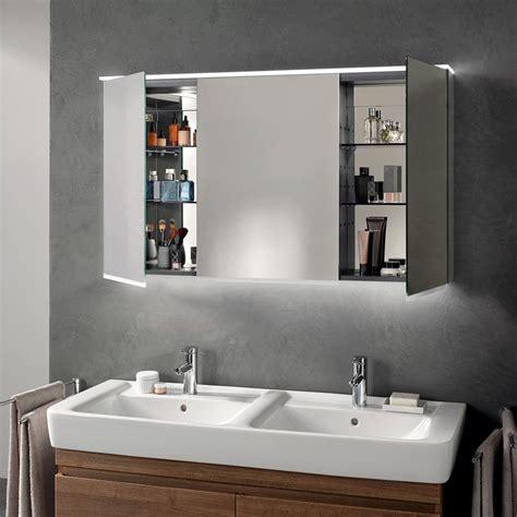 spiegelschrank keramag keramag option spiegelschrank plus led 120 cm 801421 megabad