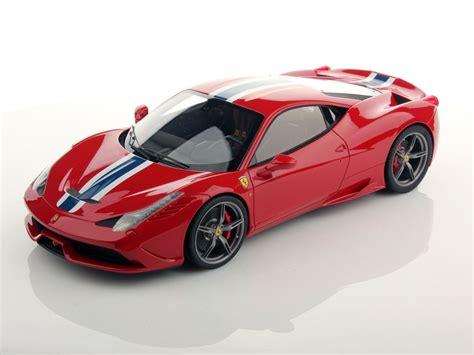 ferrari 458 speciale ferrari 458 speciale 1 18 mr collection models