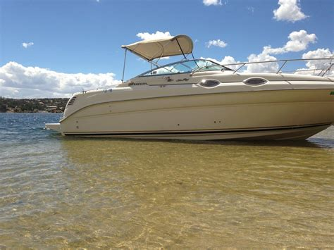 sea ray 260 sundancer boat for sale from usa - Sea Ray Boats For Sale In The Usa