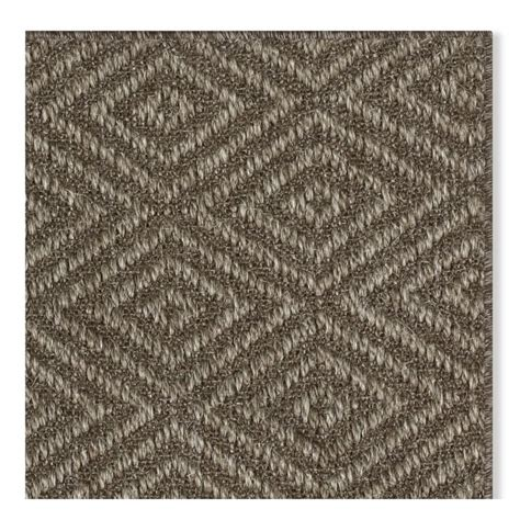 metal rug diamante sisal gun metal rug swatch williams sonoma