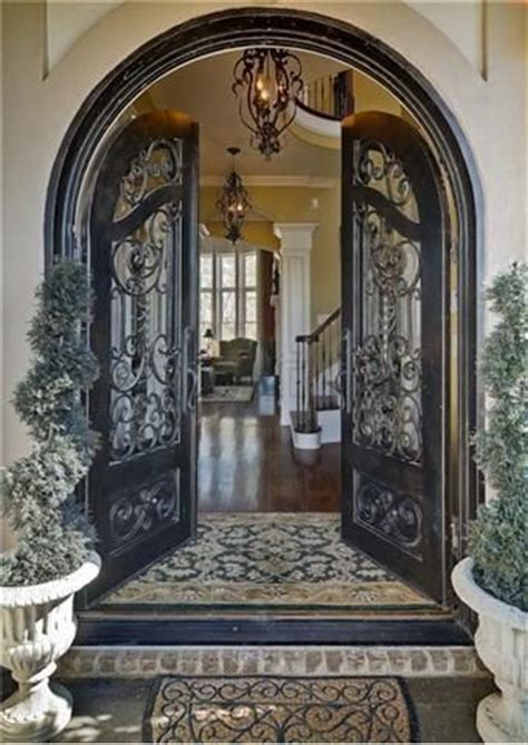 Iron Front Door Gates 4 Benefits Of Iron Front Entry Doors Medford Remodeling