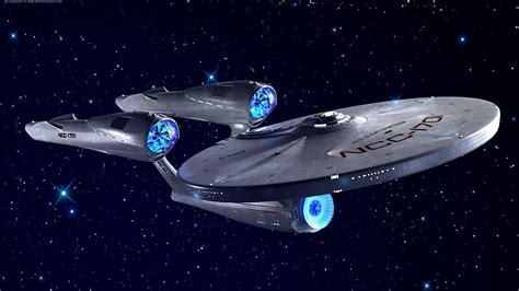 In The Enterprise trek enterprise ncc 1701