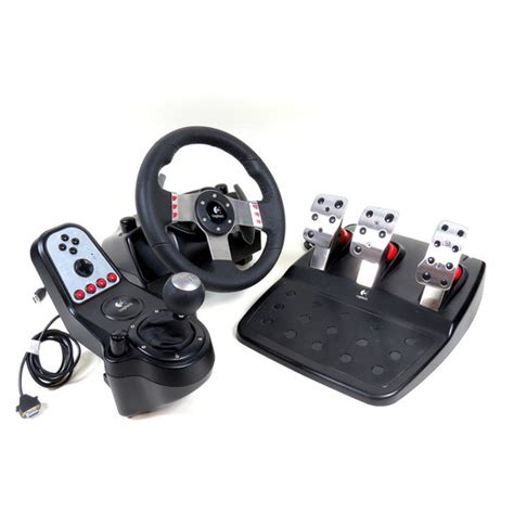 Logitech G27 Shift Knob by Logitech G27 Gaming Racing Steering Wheel With Pedals
