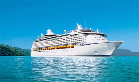 Royal Caribbean and Celebrity Cruise ships to arrive at UK