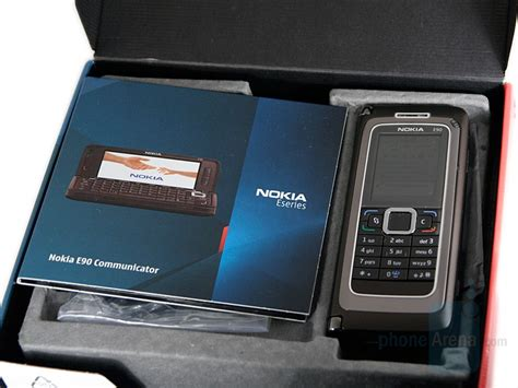 Flexibel Ui Up Nokia E90 nokia e90 communicator review